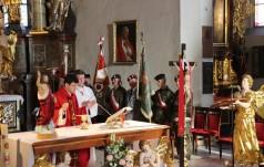 Patriotyczna modlitwa w Bolesławcu