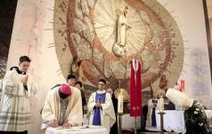 Diecezja zawierzona Maryi