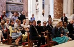 SKOK-i pielgrzymują do Rzymu