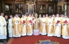 Abp Jędraszewski do nowych kapłanów: najważniesza jest troska o zbawienie ludzi