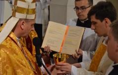 Beata Szydło o święceniach swego syna: ogromne przeżycie dla całej rodziny