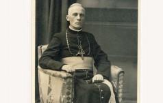 Abp Matulionis - nowy litewski święty,  kapłan-męczennik