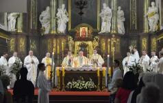 Legniczanie uczcili rocznicę przyjazdu Papieża