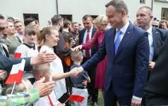 Prezydent Duda: rodzina stanowi największą wartość