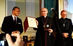 Wręczono Nagrodę im. Włodzimierza Pietrzaka