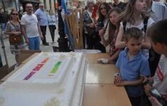 Toruń: ulicami miasta przeszedł Marsz dla Życia i Rodziny