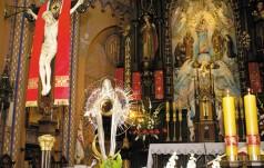 Monstrancja Fatimska w diecezji
