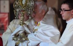 Eucharystia daje siłę do pokonywania współczesnych wyzwań