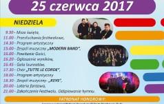 Podolany: Festiwal Piosenki i Form Twórczych Osób Niepełnosprawnych