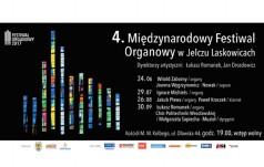 IV Międzynarodowy Festiwal Organowy w Jelczu-Laskowicach