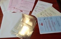 Konsultacjace w sprawie kształtu kart do głosowania w wyborach samorządowych