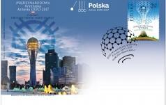 Poczta Polska na EXPO w Astanie