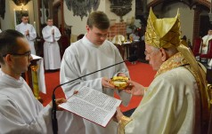 Kościół legnicki ma 7 nowych akolitów