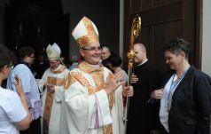 Życzenia przewodniczącego Episkopatu z okazji sakry bp. Andrzeja Przybylskiego