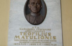 Wilno: abp Teofil Matulionis ogłoszony błogosławionym