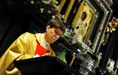 Syn premier Beaty Szydło odprawił na Jasnej Górze swoją Mszę św. prymicyjną