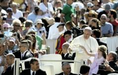 Franciszek: przychodźmy ufnie do Pana ze swymi kłopotami i troskami