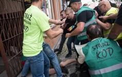 W sprawie bójek w Radomiu