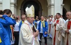 Bp Tamás na Jasnej Górze: musimy lgnąć do wiary naszych przodków