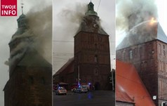 Bp Kaszak zarządził zbiórkę pieniężną na odbudowę wieży katedry w Gorzowie Wielkopolskim