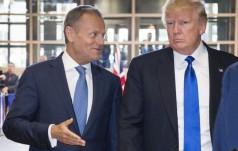 Donald Trump mówi lepiej o Polsce od Donalda Tuska
