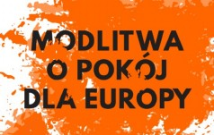 Kraków: Modlitwa o pokój dla Europy