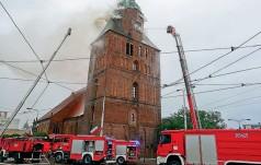 Abp Depo zarządził zbiórkę pieniężną na odbudowę wieży katedry w Gorzowie
