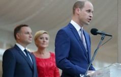 Książę William: Polska jest przykładem odwagi, zdecydowania i odporności