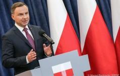 Dwa lata temu Andrzej Duda został zaprzysiężony na prezydenta Polski