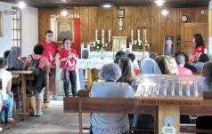 Ewangelizują z Maryją