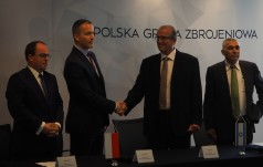 Polska Grupa Zbrojeniowa podpisała porozumienia o współpracy z Israel Aerospace Industries oraz ELTA Systems