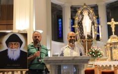 Orędownik św. Charbela Raymond Nader: Tylko miłość zwycięży!