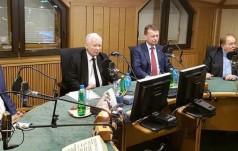 Jarosław Kaczyński: jedność obozu rządzącego jest teraz najważniejsza