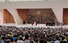 Franciszek: Boże przebaczenie budzi nadzieję