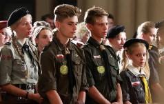 Łódź: wyrazy uznania dla kadry obozu ZHR od ZHP