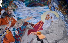 Święty Idzi na wzgórzu w Tczycy