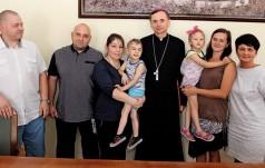 Diecezja wspiera akcję poszukiwania dawców szpiku