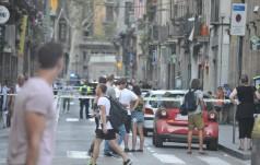 O. Waldemar Gonczaruk CSsR o zamachu w Barcelonie