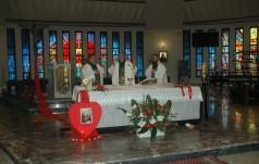 Częstochowa: obchody 151. rocznicy narodzin dla nieba świętej Marii De Mattias