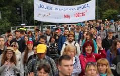 Łódź:  wyruszyła 92. Łódzka Piesza Pielgrzymka na Jasną Górę