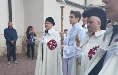 Miechów: relikwie bł. Bartolo Longo w sanktuarium Grobu Bożego