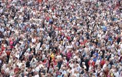 Około 4 mln pielgrzymów odwiedziło Jasną Górę w 2017 roku