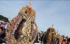 Jasna Góra: 50 tys. pielgrzymów na tradycyjnych dożynkach