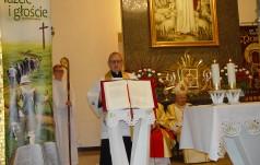 20 lat istnienia parafii pw. Jezusa Chrystusa Dobrego Pasterza w Wierzchowisku