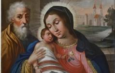 Koronacja obrazu Matki Bożej Królowej Rodzin w Chorzelowie