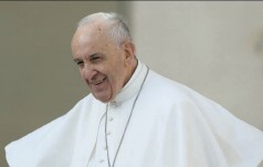 Papież Franciszek zagrał w filmie samego siebie