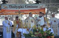 Mieszkańcy Gminy Legnickie Pole świętowali zakończenie żniw