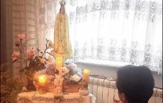 Maryjna wędrówka po szlakach diecezji