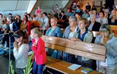 Rekolekcje Ruchu Rodzin Nazaretańskich