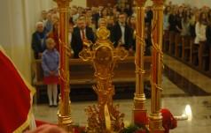 Abp Depo: Bł. ks. Jerzy Popiełuszko to szczególny świadek Krzyża Chrystusowego